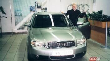 hfr -Audi A4 Limousine