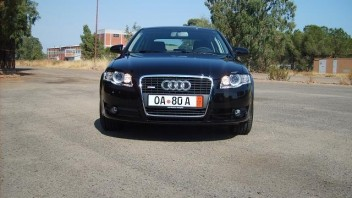sennini -Audi A4 Limousine