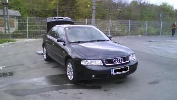 Audi_Master -Audi A4 Limousine
