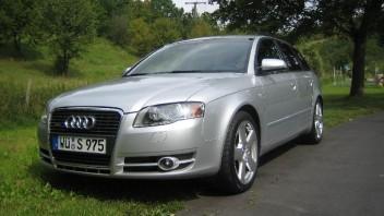 Stöpfel -Audi A4 Avant