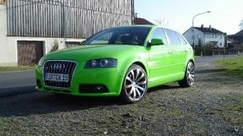 Christian Individual -Audi A3