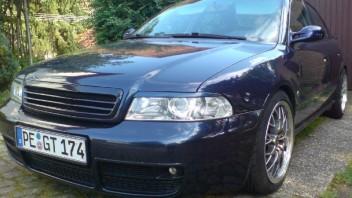 TobiGaus -Audi A4 Limousine