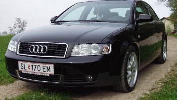 TOMY1 -Audi A4 Limousine
