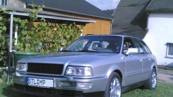 Groschi -Audi S2