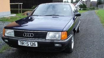 Dad -Audi 100
