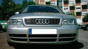 Crazy Doc -Audi A4 Limousine