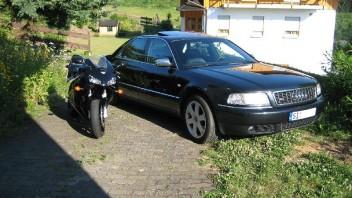 Ravenclaw -Audi S8
