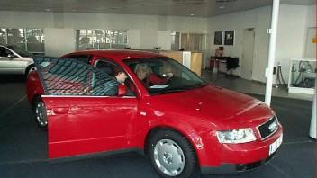 Macster -Audi A4 Limousine