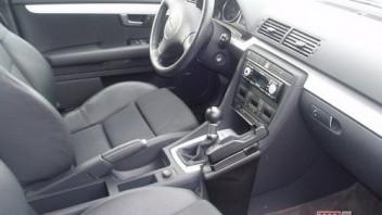 rlogin -Audi A4 Avant