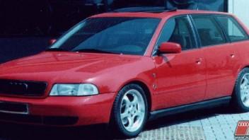 Sniper -Audi A4 Avant