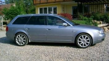 Audimax -Audi A6 Avant