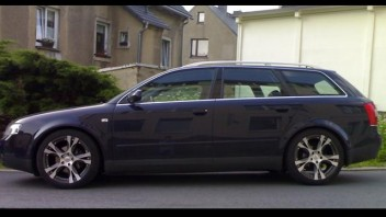 Prosiebenchef -Audi A4 Avant