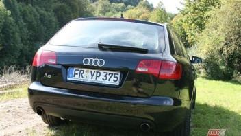 alho -Audi A6 Avant