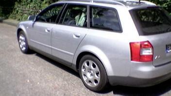 Specht -Audi A4 Avant