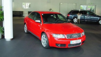 Erich Holzmann (Gewandelt) -Audi S4