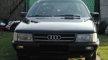 Rudi -Audi 200