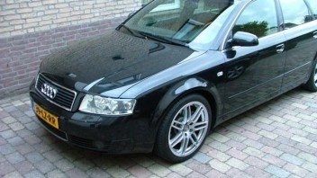 jpsystem -Audi A4 Avant
