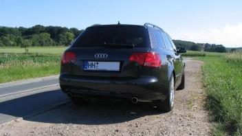 Nuggle -Audi A4 Avant