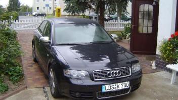 Kuntzman -Audi S4