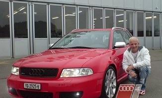 yamahaa_r1 -Audi RS4