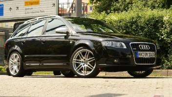 DJSunSky -Audi A4 Avant