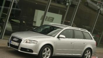 Rainman99 -Audi A4 Avant