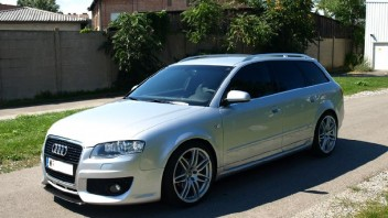 A4-Tommy -Audi A4 Avant