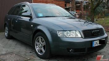 greyavant -Audi A4 Avant
