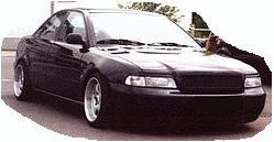 Jeppo -Audi A4 Limousine