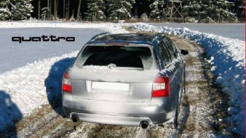 Burton -Audi A4 Avant