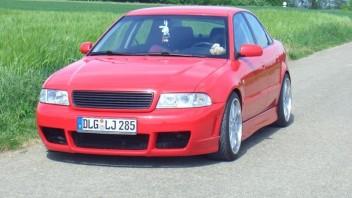 Lex17 -Audi A4 Limousine