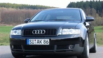 AK15 -Audi A4 Limousine