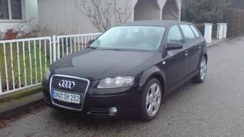sebbb -Audi A3