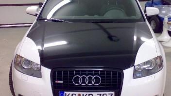 alufolie -Audi A3