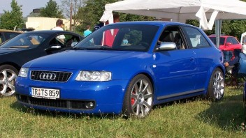 Pow3rus3r -Audi S3