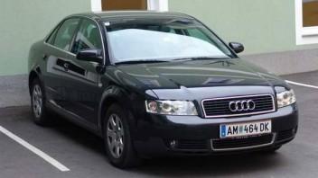 schranz_master -Audi A4 Limousine