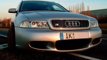 ChB-Avant -Audi A4 Avant