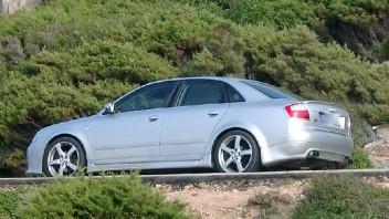 AbtAS4 -Audi A4 Limousine