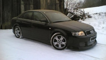 tom turbo1000 -Audi A4 Limousine