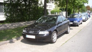 Raziel -Audi A4 Limousine