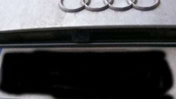 cyberborstel -Audi A4 Avant