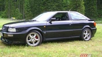 Fanscho -Audi S2