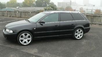 saudi1 -Audi A4 Avant