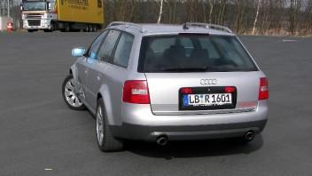 V6 TDI Driver -Audi A6 Avant