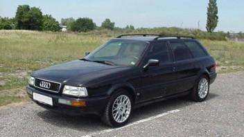 Fast Freddy -Audi 80/90