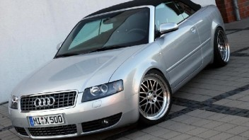 MAYO -Audi A4 Cabriolet