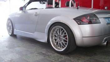 JoeKing -Audi TT