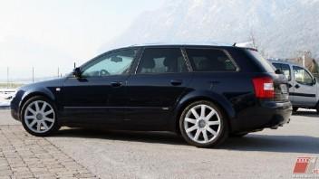 Cranked -Audi A4 Avant