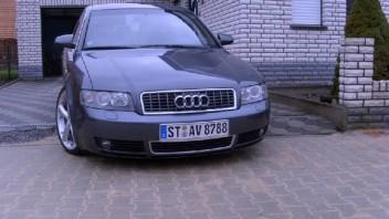 Sline-180 -Audi A4 Limousine