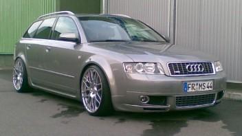 alexthebrain -Audi A4 Avant